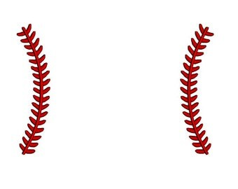 Baseball, Softball Laces machine embroidery design in many sizes. Baseball laces monogram frame. Baseball embroidery design. Softball laces.