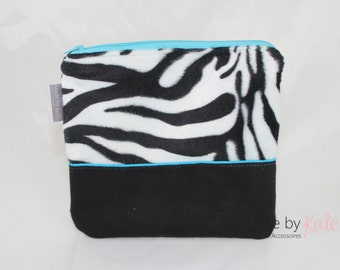 Cosmetic bag, make up bag, small pouch,