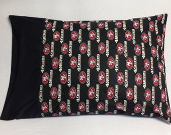 NFL San Francisco 49ers Standard Pillowcase