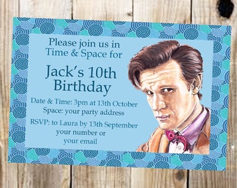 Jacks doctor invitation