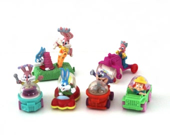 Vintage 90s TINY TOONS toys happy meal McDonald's