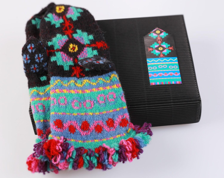 Knitting Kits Uk : Latvian mitten diy knitting kit knit like a kurzeme