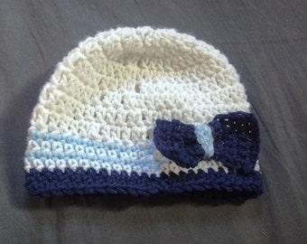 Sailor Mercury inspired hat!