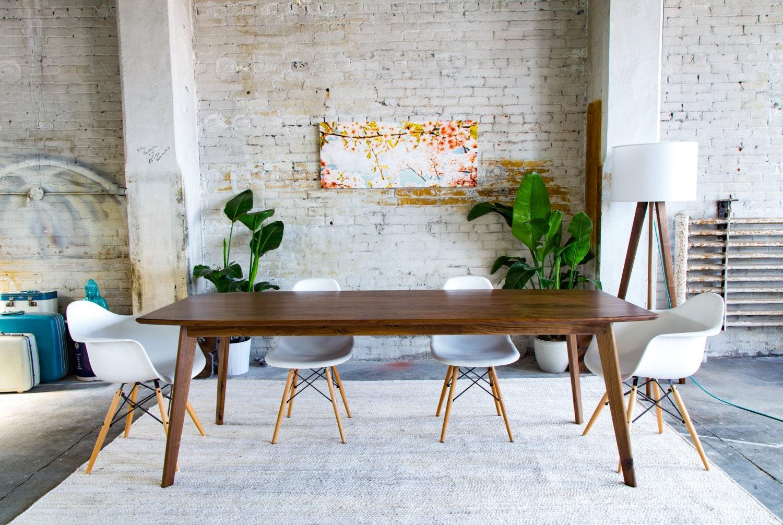 Mid Century Modern Dining: Mid Century Dining Table Modern Dining Table Dining Table