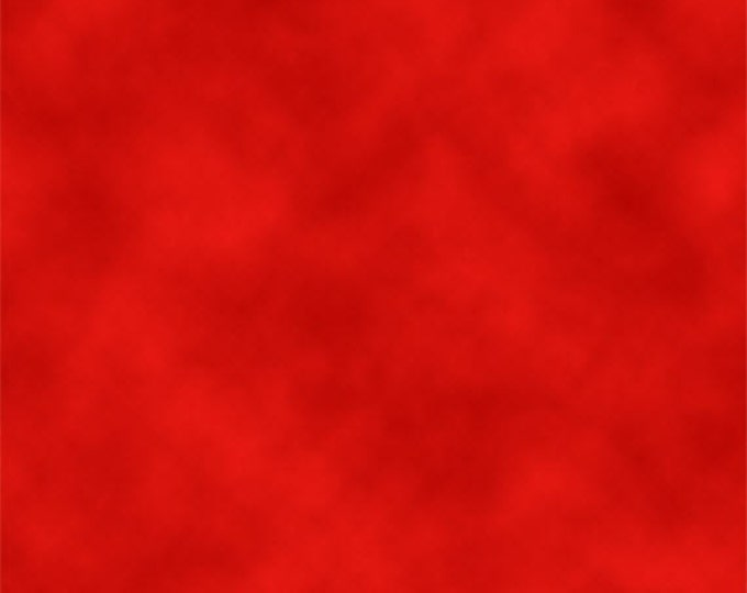 Half Yard Camp Peanuts - Blender in Red - Charlie Brown Cotton Quilt Fabric - Quilting Treasures - 22613-R (W3158)