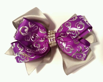 "The ""Saving Sweet Pea"" Bow"