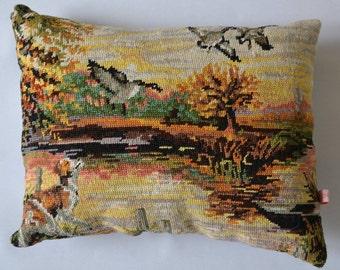 Cushion canvas M