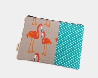 Flamingo Kindle Case / Fabric Kindle case / Kindle Cover / Kindle case / Kindle Paperwhite case