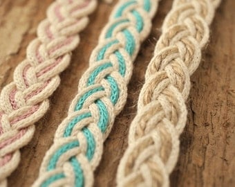 12mm - 3 m Cotton Braid