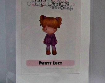 Party Lucy by CC Designs...