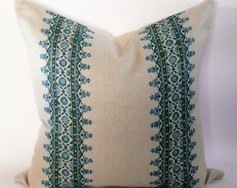 Isfahan Stripe Pillow Cover