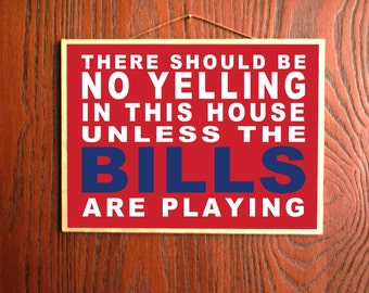 Buffalo Bills Sign