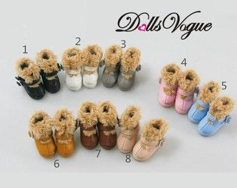 Blythe Pullip Doll winter boots BT1-007