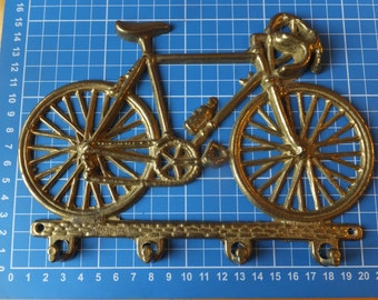 I want to ride my Bicycle!! Vintage key rack