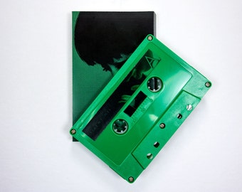 limited edition cassette - Edward Hidden & The Roman Incident - Silent Nil : ambient harsh noise music
