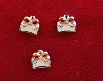 """5pc """"perfume bottle"""" floating charms for memory lockets (LC15)"""