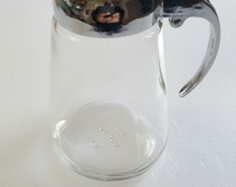 GEMCO 12oz Restaurant Style Dripless Honey and Syrup Server