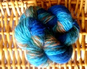 Don't be Koi with Me- handspun yarn
