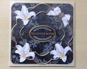 Personalised Sympathy Card * Handmade Card * Condolences Card * Sympathy Card * Personalised Condolences Card * Deepest Sympathy Card *