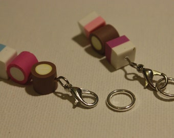 Dolly Mixture Stitch Markers - for Knitting and Crochet