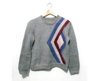 Vintage Wool Sweater 90s
