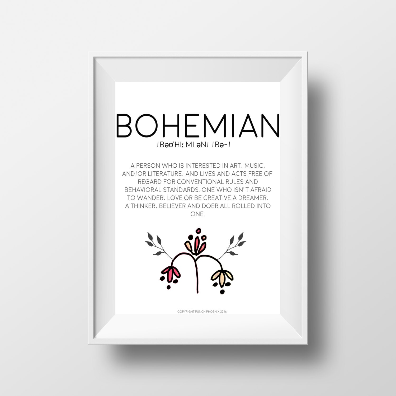 a definition of a bohemian Yes, but the problem is that i had always thought holmes to be english, not bohemian is there a meaning for bohemian soul is it a kind of temperament.