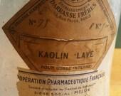 Antique Flacon Pot Apothi...