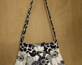 Handmade 100% cotton purse