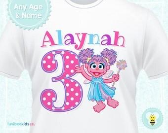 Abby Cadabby Tshirt Transfer, Abby Cadabby Shirt Print, Abby Cadabby Printable Tshirt Transfer, Digital File Only, You Print