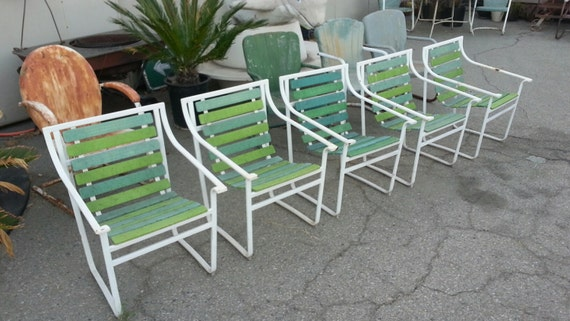 1960s Samsonite Patio Chairs Samsonite Patio Furniture 5