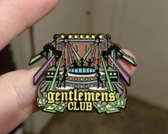 Gentleman's Club Hatpin