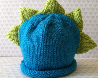 Dinosaur Knit Hat