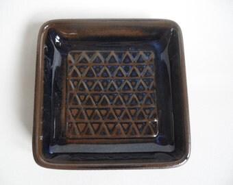 Soholm(Söholm) Einar Johansen 1964,danish ceramic bowl 3337,danish Vintage ceramic,ceramic art