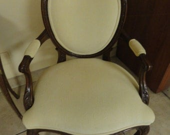 Elegant Ornate French Chair(s) Stylish