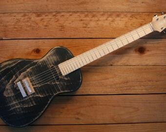 Barn Burst Finish Guitars