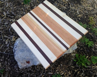 Handmade X-Large Wood Cutting Board ***FREE SHIPPING***