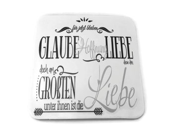 Coasters pink love song