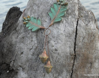 Fall Whimsy Necklace