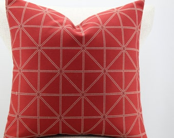 Modern Geometric,18x18, Pillow Cover, Throw Pillow, Decorative Pillow,Same fabric on both sides