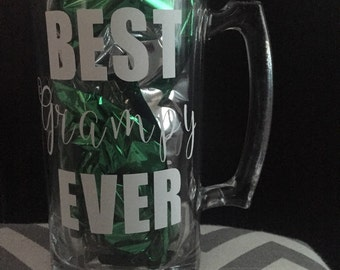 BEST Grampy EVER mug