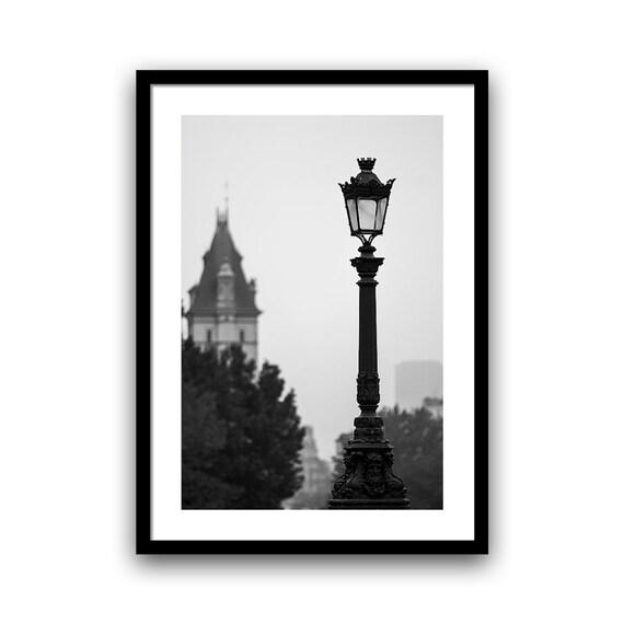 Paris Photography, Parisian Decor, Paris Fine Art Photography, French Home Decor, 5x7 8x12 11x14, Black and White, Architecture Print