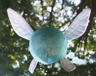 The Legend of Zelda rattle ball toy--Navi the Fairy--Nintendo rattle ball toy