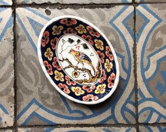 Handpainted Delft Soap Dish