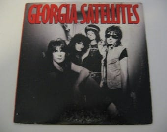 Georgia Satellites - Self Titled - 1986
