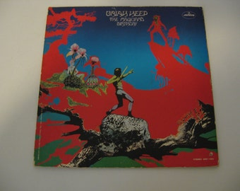 Uriah Heep - The Magicians Birthday - 1977