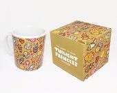 Twilight Princess Pattern ~ The Legend of Zelda: Twilight Princess ~ Mug and Box Set