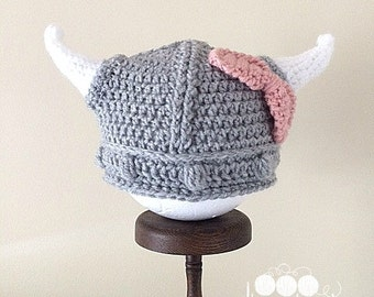 Viking Hat with Horns