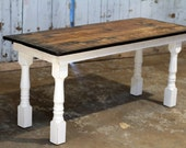 Distressed Children's Farmhouse Table - February Promo 50 off