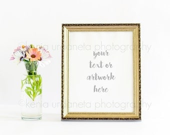 Styled Stock Photography // Frame Mock Up for designers, photographers, bloggers & creatives