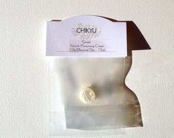 Nourish Face Cream for Oily/Blemished Skin - SAMPLE Size 1.5ml
